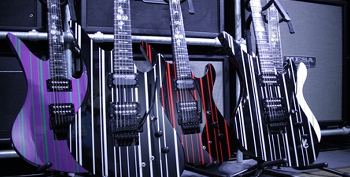 Synyster Gates Signature Schecters Westside Mi