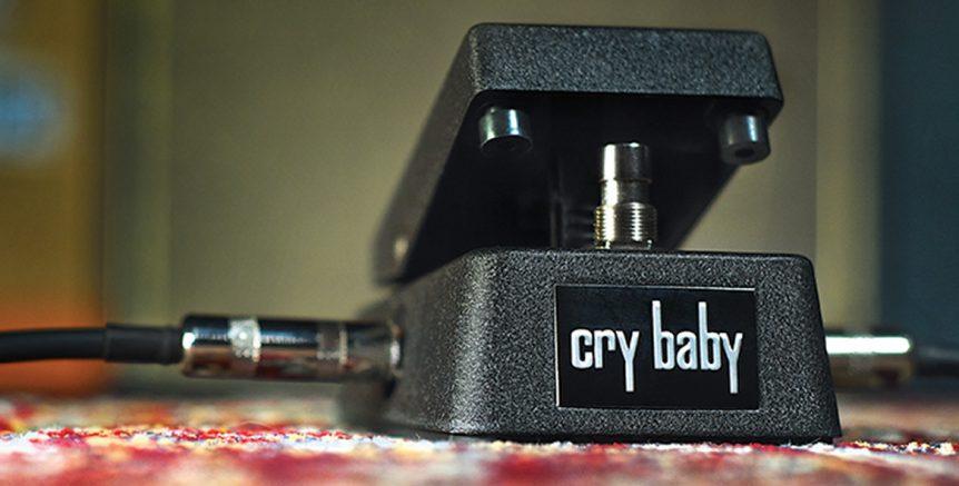 Dunlop Cbm95 Mini Crybaby Westside Mi