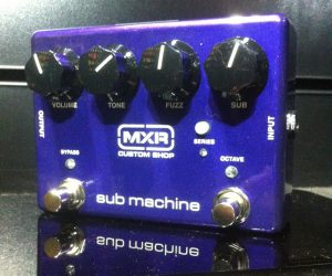 MXR Custom Shop Sub Machine